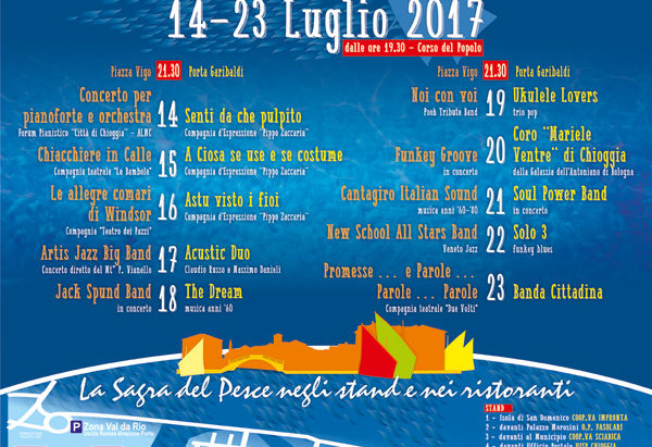 Sagra del Pesce 2017